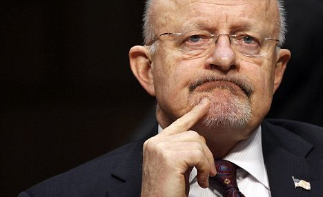 Review: Director of National Intelligence James Clapper said the guidelines change will enable NCTC to accomplish its mission more practically and effectively