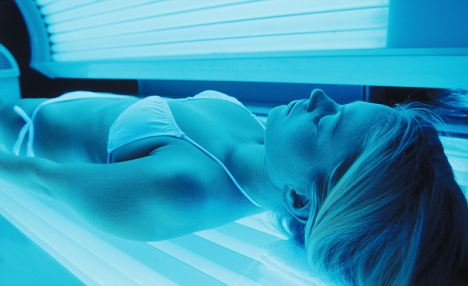 Ignoring the warnings: Tanning beds are well-known to increase the risk of developing melanoma