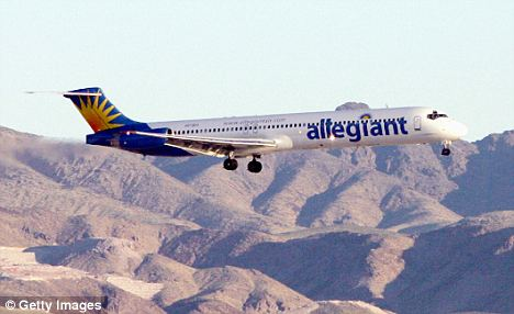 Allegiant is the second U.S. airline to roll out the charges