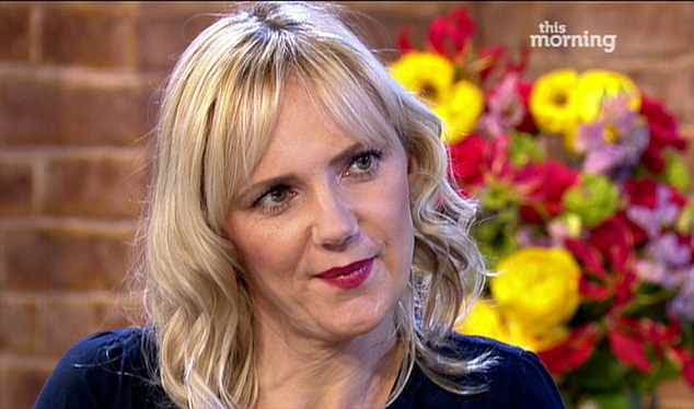 Samantha Brick This Morning