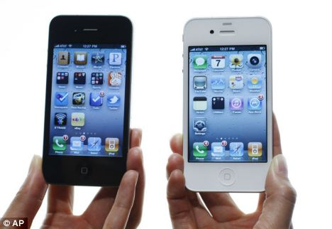 iPhone sales have driven Apple's share price up and it's predicted their value could rise above $1,000 in the next year