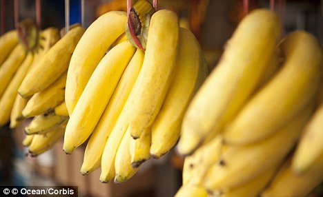 Go Bananas: Vitamin B-6, which could help people recall their dreams, is found in bananas, vegetables, meats, wholegrains and nuts