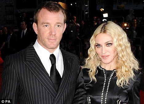 Guy Ritchie may have noble ancestors, but Madonna, born into a working class family, had the economic means to marry for love