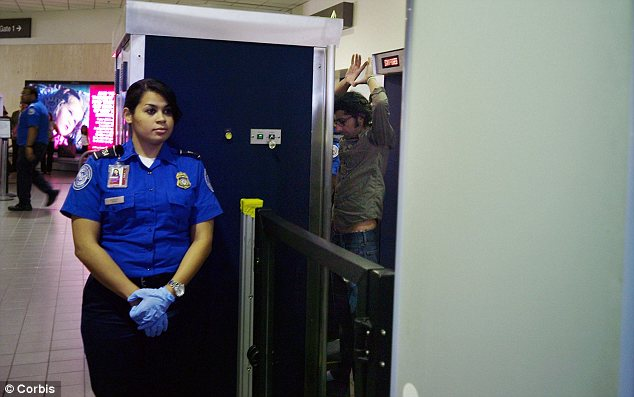 Extra eyes: The TSA has come under scrutiny in the age of the internet over several incidents, some of which have been caught on tape and spread via sites like YouTube