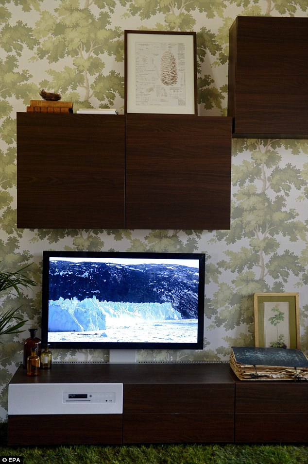IKEA To Sell TVs Integrated Into Its Furniture Daily
