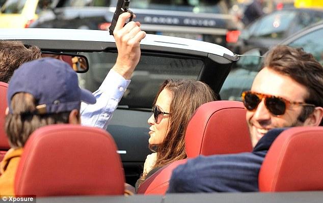 Pippa Middleton Gun Photos Driver Romain Rabillard Is A