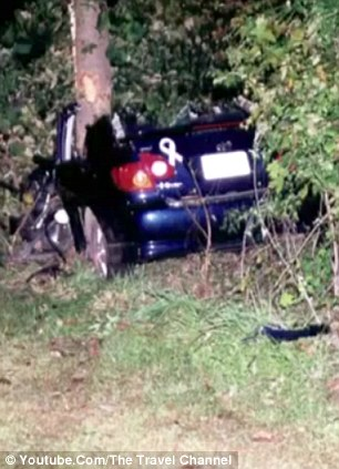 Mellisa Galka died in September 2004 aged 17 after crashing her car into a tree on her way home from a party