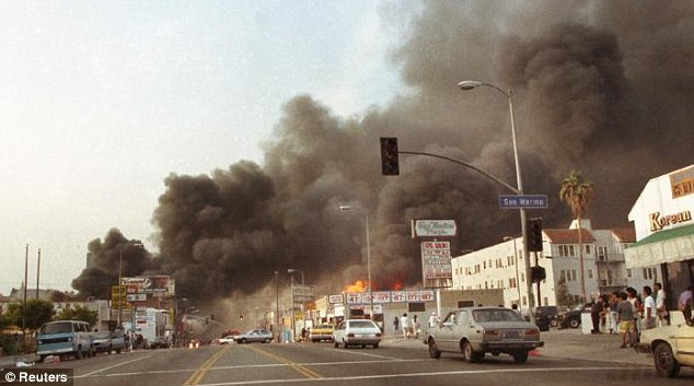 Image result for LA Riots