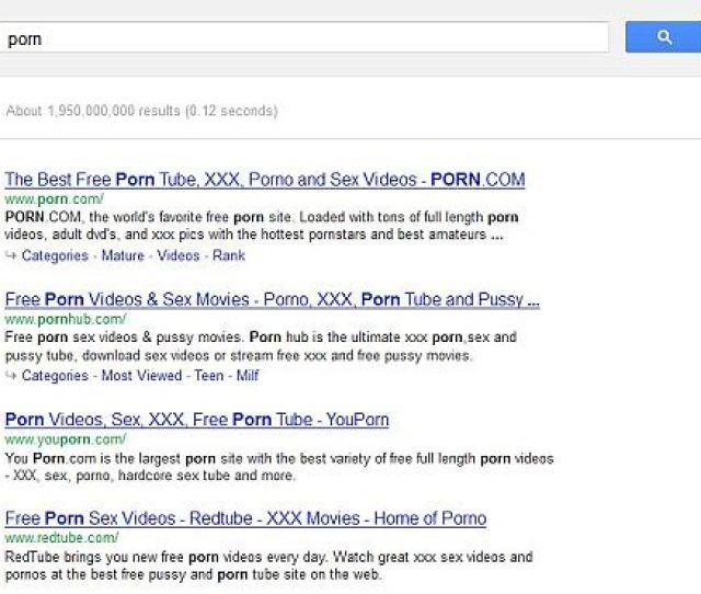 Not Suitable For Children This Screen Grab From Google Shows Just Some Of The Free