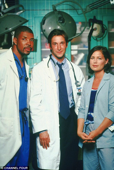 Television shows such as E.R have highlighted the high level of student debt that doctors graduate with