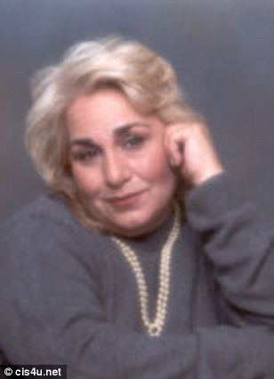 Gruesome: Jose R. Rojas allegedly tortured and killed his boss, Frances C. Venezia, (pictured) and a colleague, Robert James