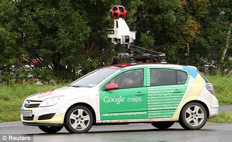 Viewer's Choice: A new report claims that Google knew its Street View cars were collecting the personal data of people using unsecured WiFi networks