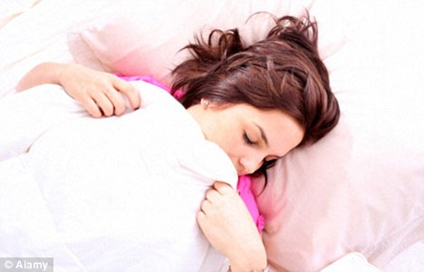 A new study has found the genes that cause us to gain weight can be suppressed with nine hours sleep a night