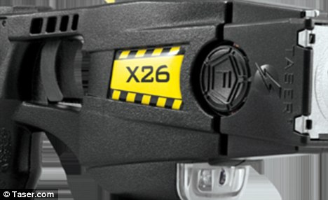 Weapon: Tasers like the X26 model are not subject to regulation by the Bureau of Alcohol, Tobacco and Firearms