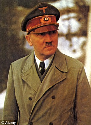 Postcard Written By Hitler Shows He Was Not Good At