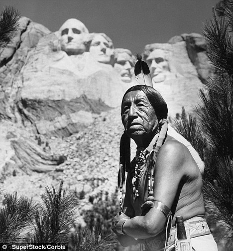 Image result for monuments to native american oppression