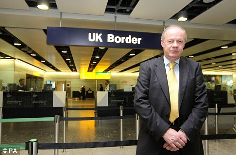 Promises: Immigration Minister Damian Green has pledged action to tackle the problem