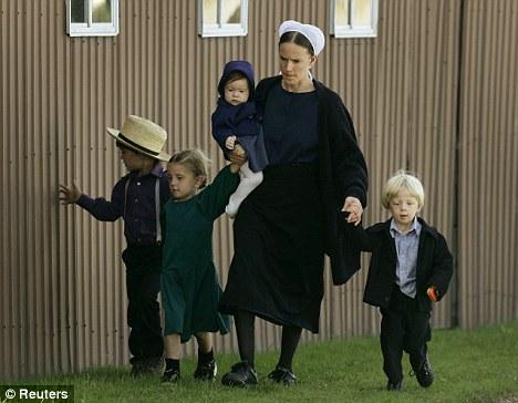 Amish kids
