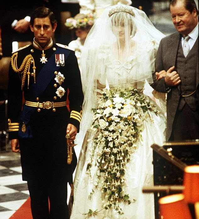 Image result for princess diana marriage photos