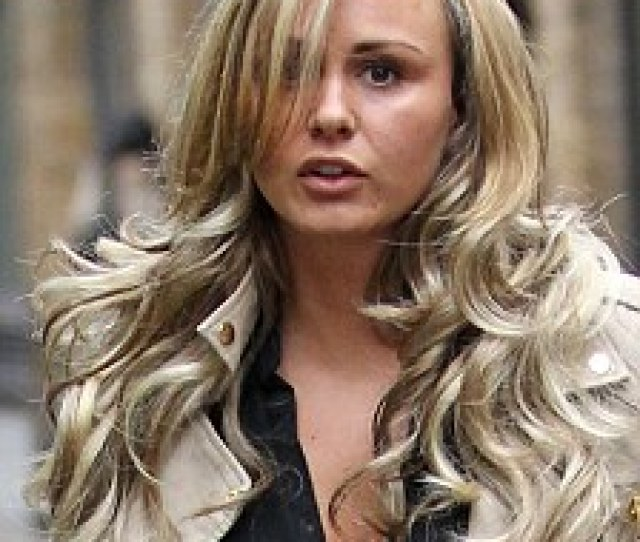 Change Of Style Chanelle Hayes Swapped Her Dark Blonde Bob Right For Golden