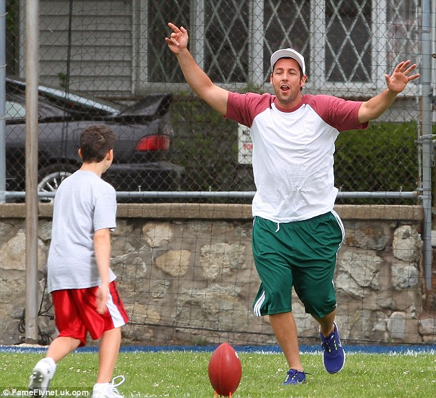 Adam Sandler Football Cd