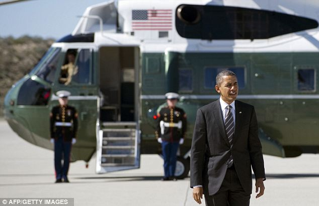 Obama Personal Security