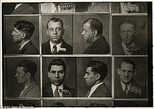 Wanted Lucky Poster Luciano