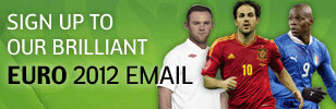 Euro 2012 email button