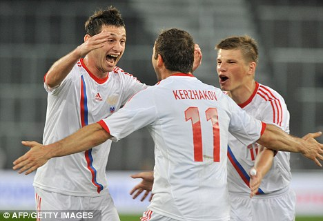 Euro 2012: Russia 3 Italy 0  | Mail Online