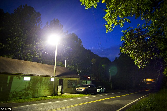 The Church of the Lord Jesus, one of the last 'Signs' churches in the United States, is hours from any major town, nestled in a hollow along a lonely road in West Virginia