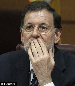 Spanish Prime Minister Mariano Rajoy has seen his country's banking crisis escalate rapidly