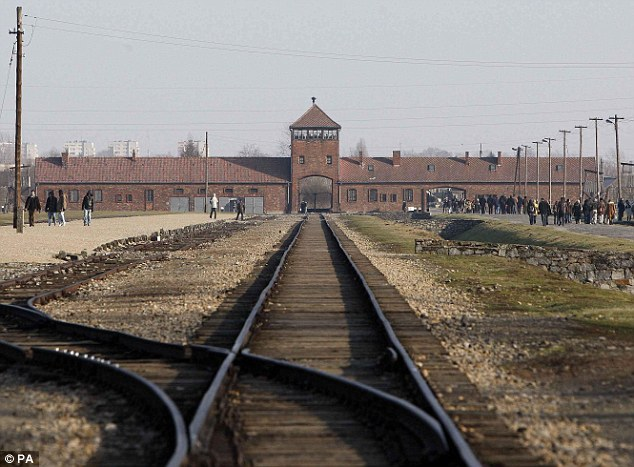Auschwitz, where more than a million people were killed either by being gassed or from starvation or disease, was liberated on January 27, 1945