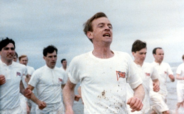 Chariots of Fire: Moe's story has been likened to the 1981 film about Christian runner Eric Liddell at the 1924 Paris Olympics who refused to run on a Sunday but then ran 400 metres in world record time and won gold