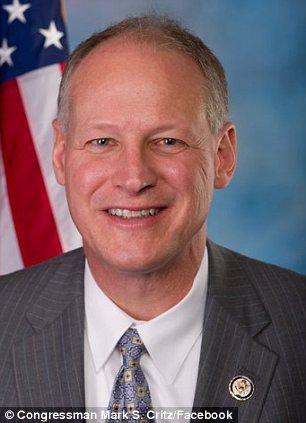 Representative Mark Critz of Pennsylvania