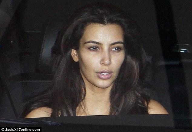 Kim Kardashian Fresh Makeup Quote