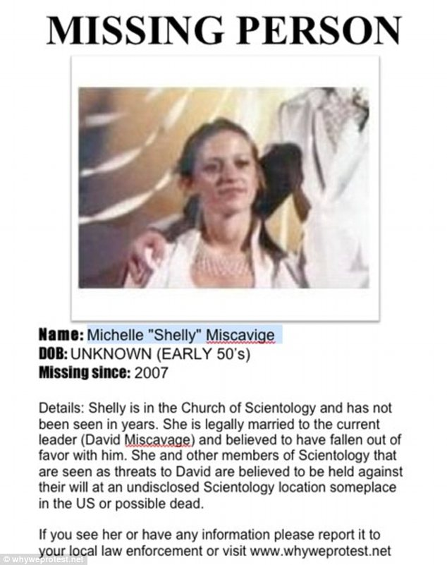 Where is she? Since Shelly's disappearance, there has been a host of theories as to her whereabouts. This missing person poster was released by the campaign group Why We Protest