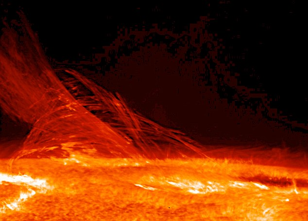 SUMI'ss instruments are designed to study magnetic fields of the sun's chromosphere -- a thin layer of solar atmosphere sandwiched between the visible surface, photosphere and its atmosphere, the corona
