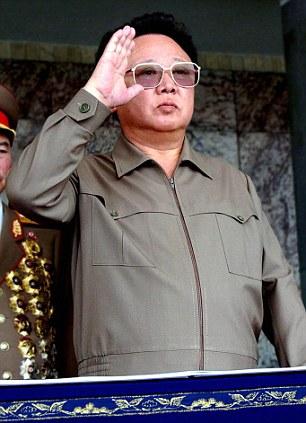 North Korean leader Kim Jong Il