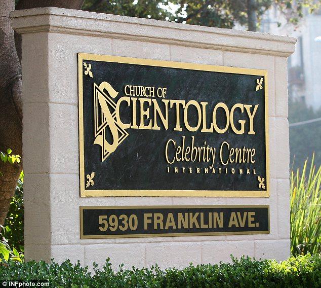 Nader Nazemi-Church of Scientology