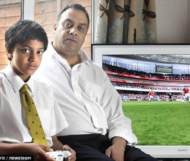 Game Over Sam Anupam Ghera Was Horrified When His Son Nikhil Ghera Accidentally Ran Up