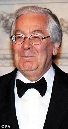 Mervyn King the governor of the Bank of England