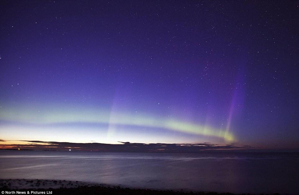 Uk Northern Lights Forecast