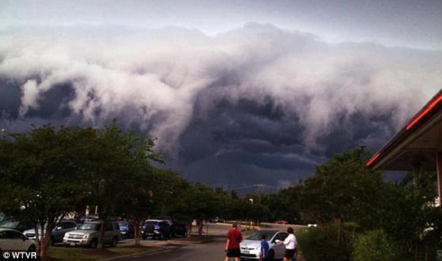 Image result for threatening clouds