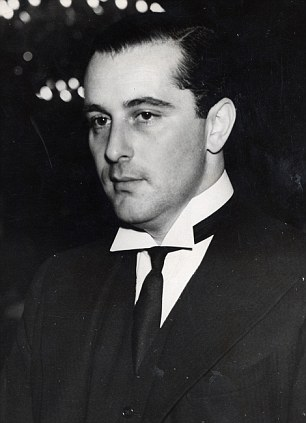 British spies foiled the plot and tipped off one of MI5's most senior intelligence chiefs, Lord Victor Rothschild (above)