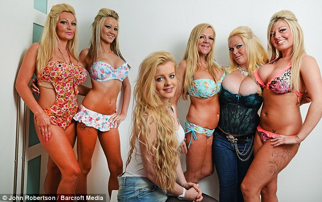 The Family Rebel Britney Centre Who Refuses To Follow From Left