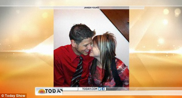 Full of praise for her boyfriend, Jansen said that without him she wouldn't be here today