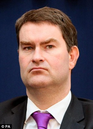 Morally repugnant: Tory minister David Gauke said paying cash in hand for cleaners is as bad as tax avoidance