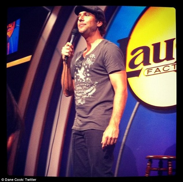 Dane Cook Laugh Factory
