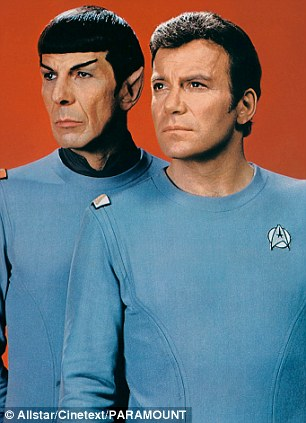 Nader Nazemi-Shatner-Captain Kirk-NASA-Mars Mission-Curiosity-Nader Nazemi