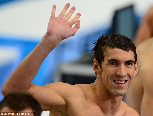 Most wanted: Michael Phelps could make millions after his retirement from swimming if he becomes an Olympics analyst for networks like NBC and ESPN